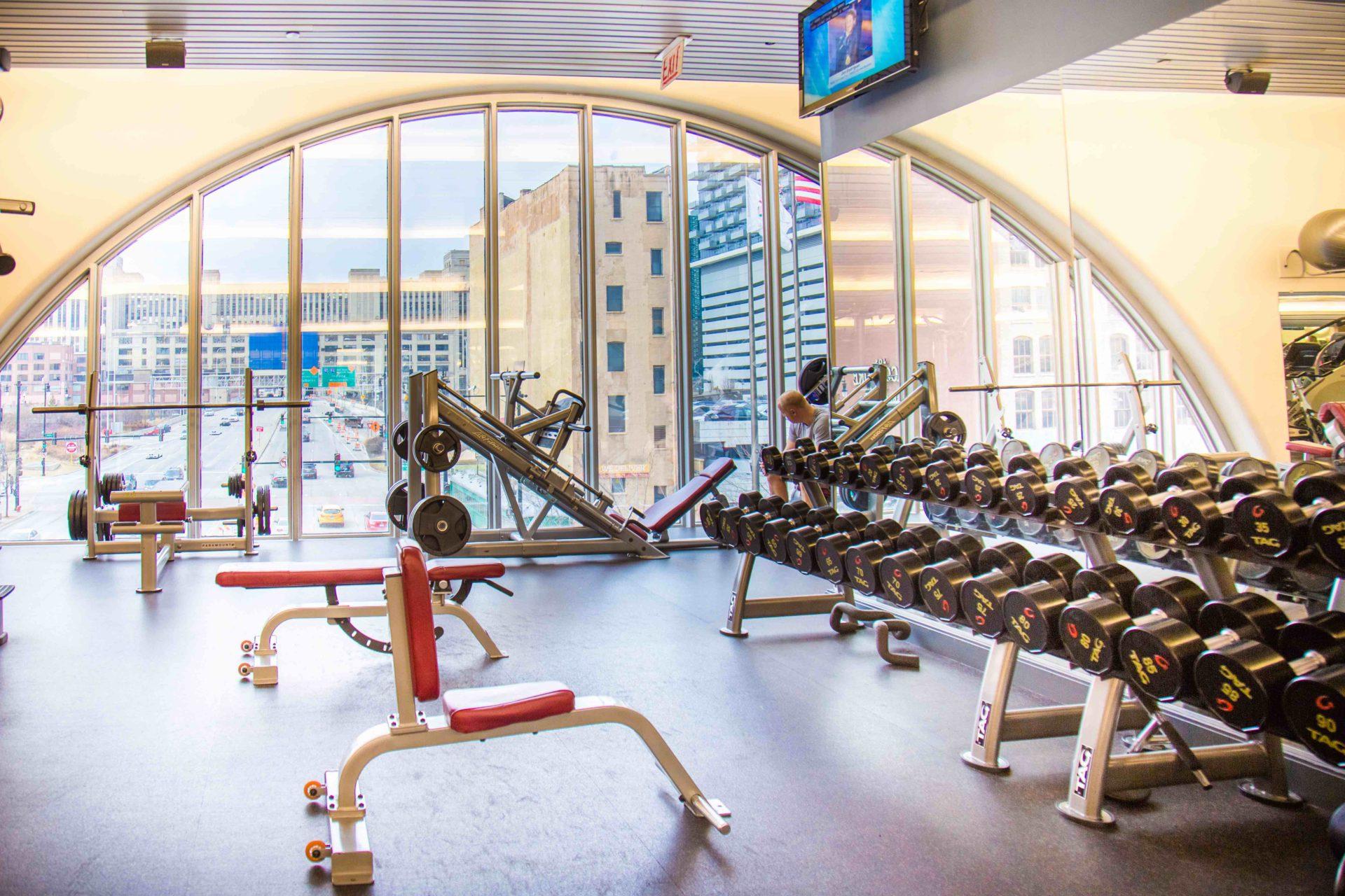 Fitness Center at Buckingham AC
